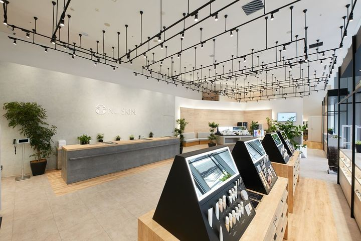 ニュースキン横浜支店、エクスペリエンスセンターに40代女性に人気の秘密を調査した。
